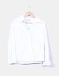 Camisa blanca con estampado en espalda Persona -21