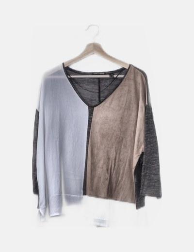 Punto Roma blouse