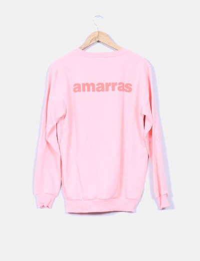 dfed11235aaf6 Amarras Sudadera navy rosa baby (descuento 50%) - Micolet