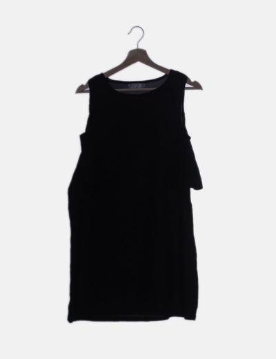 Vestido mini Wish club