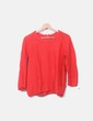 Jersey  rojo tricot H&M