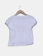 Camiseta blanca básica NoName