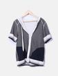 Cárdigan texturizada con capucha Zara
