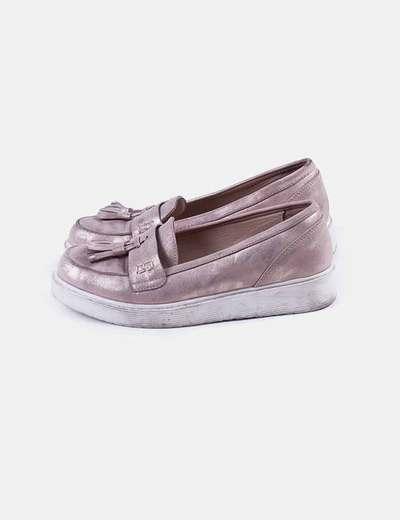 Sapatos rasos Tino González