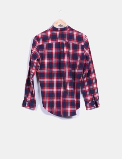 Camisa de cuadtos