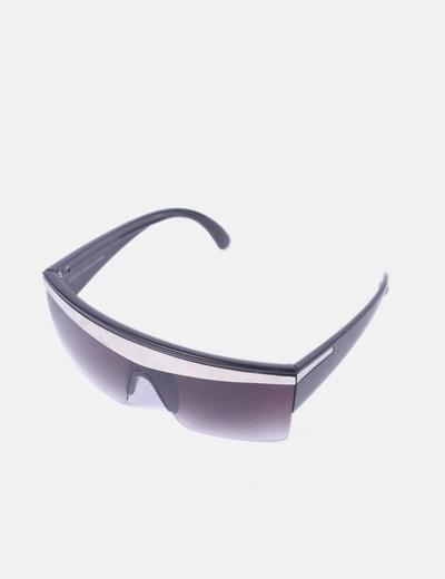 3d66e81655 71 Cristal Negro Metalizadodescuento De Sol Gafas Detalle Noname Yfg6yb7