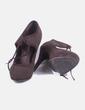 Zapato marrón print Marypaz
