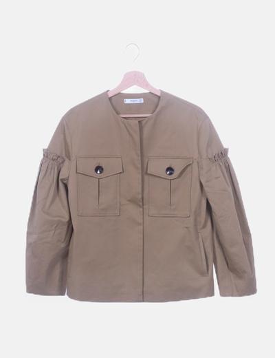 Trench coat Mango