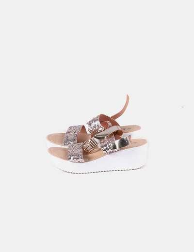 Chaussures compensées Lolablue