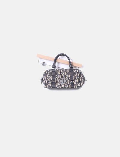 Bolso de hombro con logotipo Dior