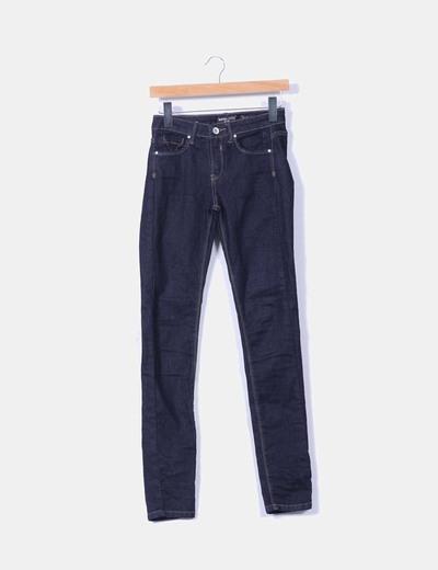 Jeans vaquero oscuro Suiteblanco