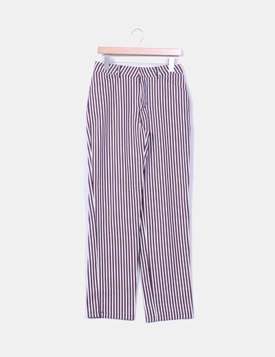 Pantalón tricolor de rayas Lloyd's