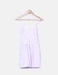Mini vestido lila motas multicolor  Insight