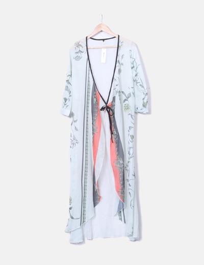 Order Giacche Economici Kimono E Plus Cappotti SMUpzqVG