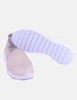 Sneaker rosa elástica Xti