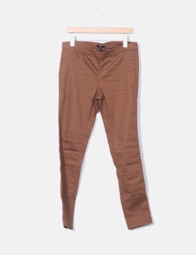 Legging marrón