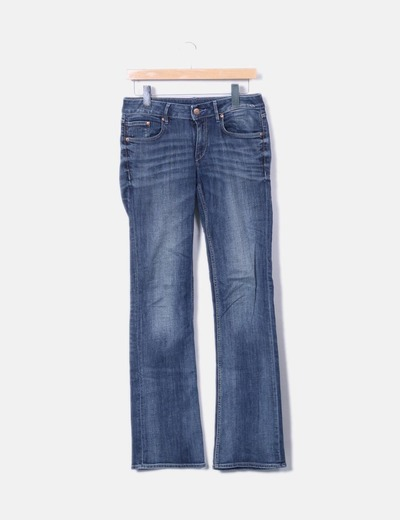Jeans denim recto H&M