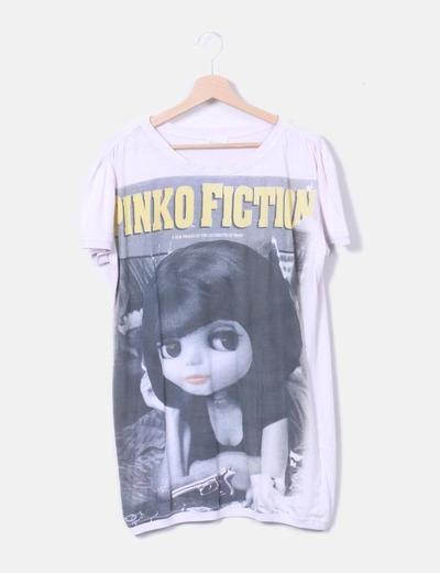 T shirt Donna Da Pinko Top 3RcAjLq54