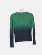Tricot verde print NoName