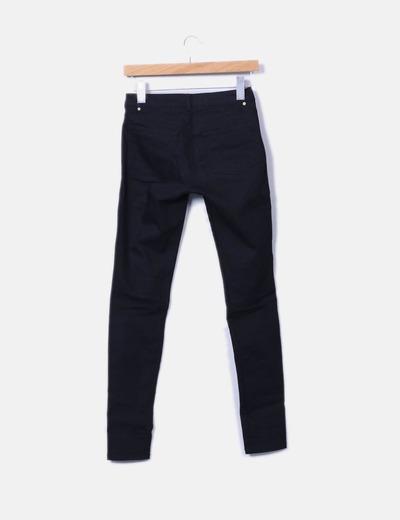Pantalon negro pitillo