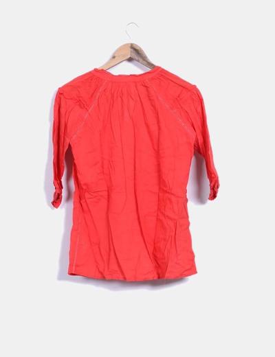 Camisa estampado cachemira