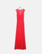 Vestido encaje rojo Style & Co Paris