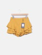 Jupe pantalon moutarde Vera & Lucy