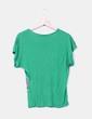 Camiseta verde con estrass NoName