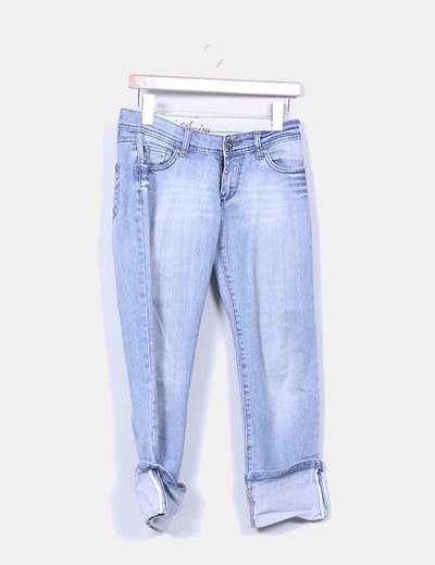 Jeans tobillero Amisu