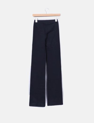 Pantalon sport acampanado