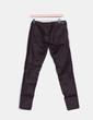 Pantalón granate efecto cuero Pepe Jeans