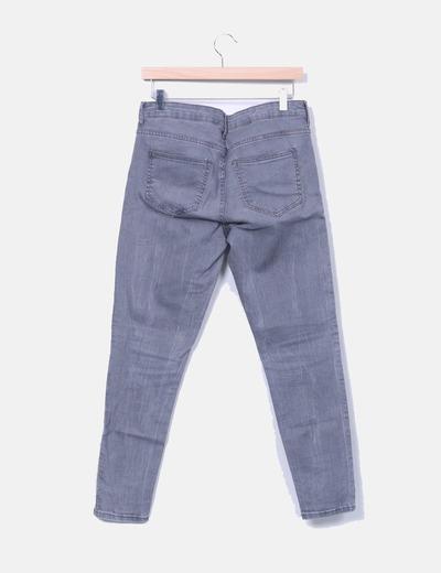 Pantalon pitillo vaquero