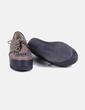 Chaussures marron plate-forme de Shana