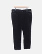 Pantalon noir en velours Pedro del Hierro