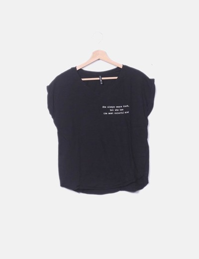 T Da Stradivarius shirt Donna Top deCBrxWo