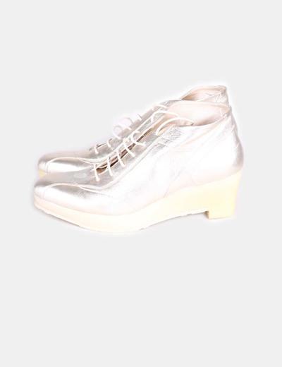 Zapato sport dorado Farrutx