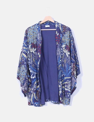 precio competitivo b0d24 92032 Chaqueta tipo kimono