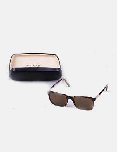 Gafas de sol marrones Bvlgari