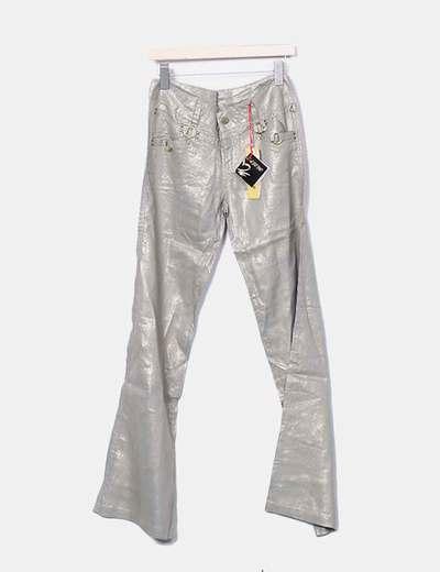 Pantalon coupe droite Taleyo