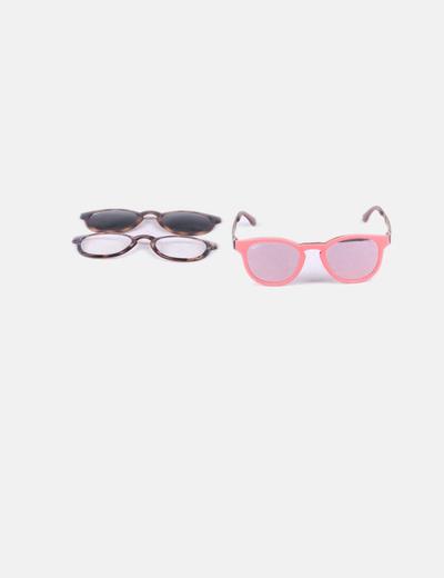 Gafas de sol 135mm lentes intercambiables