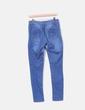 Blue elastic jeans Calzedonia