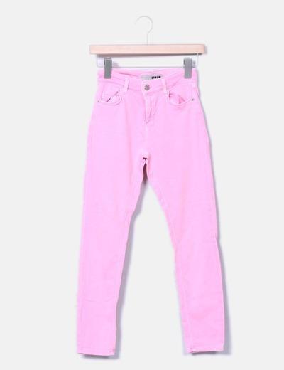 Jeans roses skinny Topshop