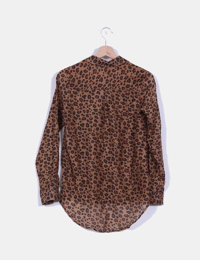 Camisa print animal