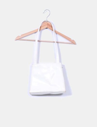Bolso blanco NoName