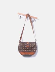 19b5df3248d Bolso bandolera marrón El Caballo