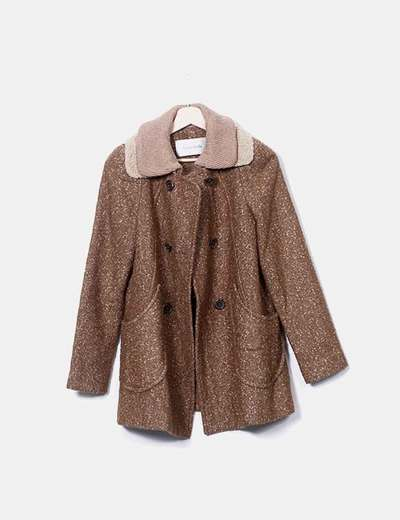 Manteau long Bimba&Lola