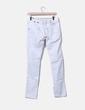 Jeans denim pitillo blanco G-Star Raw