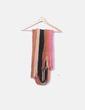 Bufanda de punto tricolor NoName