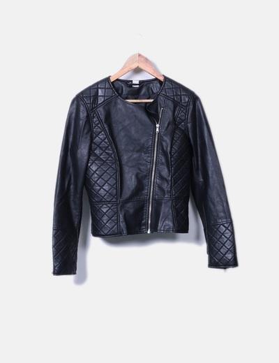Biker negra H&M