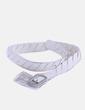 Cinturón blanco Zara